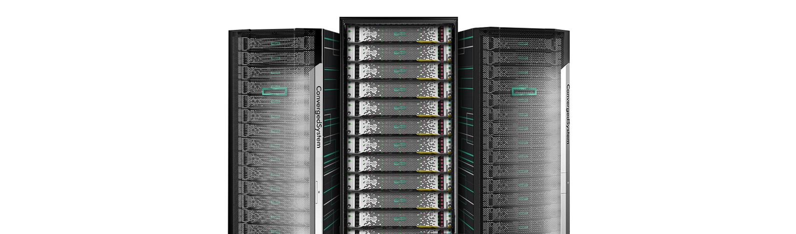 HPE ConvergedSystem para la nube
